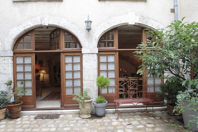 La maison d'Ines gite à Blois
